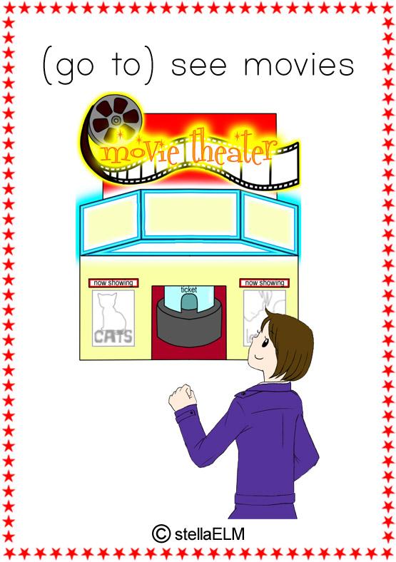 Flashcards Hobbies