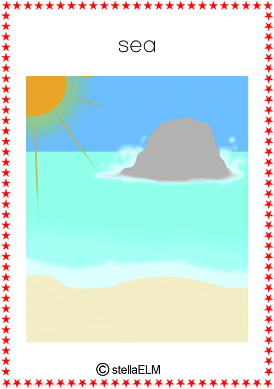 Flashcards Nature