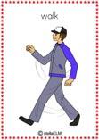 verb walk