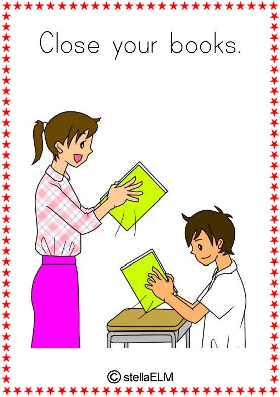 flashcards classroom actions raise hand clipart raise your hand clipart