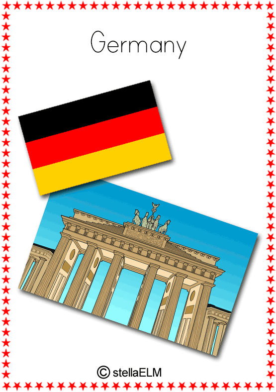 Flashcards Countries 02