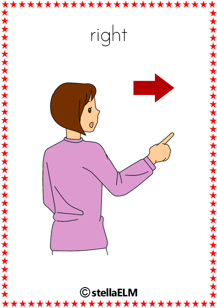 Flashcards Directions