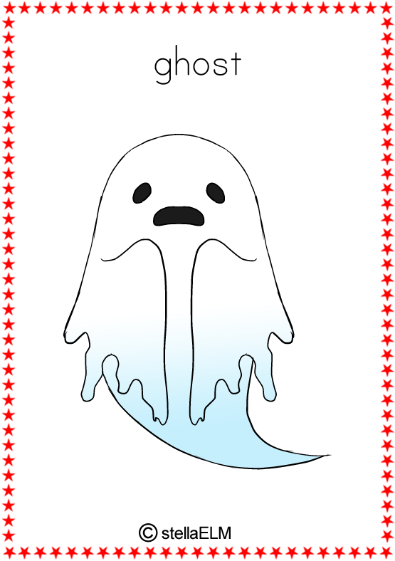 flashcards : halloween