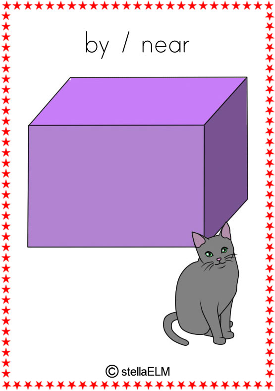 Flashcards Prepositions on All About Me Printable Worksheets