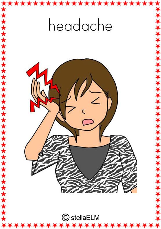 Flashcards Symptoms